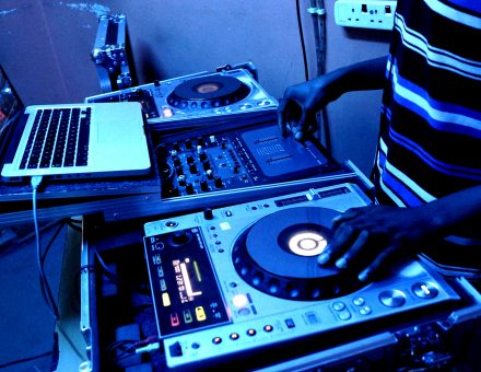 DJ Training Course